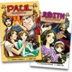 Χριστιανός Καλλιτέχνης Manga Κόμικ, Μετατρέπει Βιβλικές Ιστορίες Σε Σειρά Δράσης